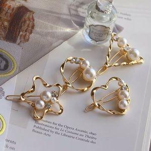 17Basics Pearl Crystal Hair Clip